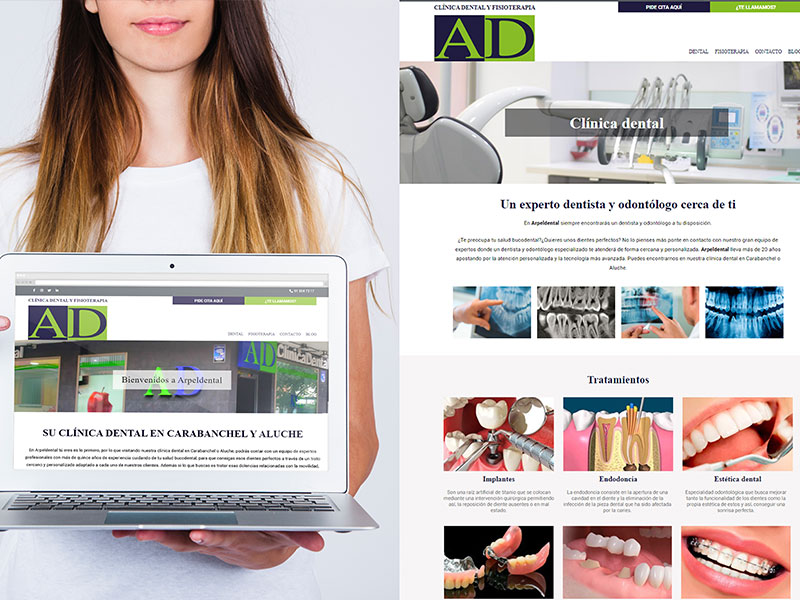 diseño-web-ad-clinica-dental